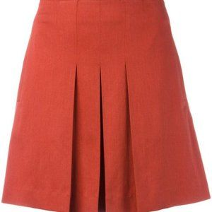 A.P.C. Pleated Skirt